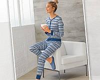Женская слип-пижама фулбоди комбинезон от Skin to Skin евро S 36 38