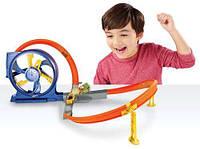 Хот Вилс Турбо Твистер (Hot Wheels Turbine Twister Track Set). Mattel