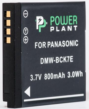 Аккумулятор PowerPlant Panasonic DMW-BCK7E