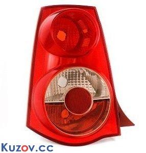 Фонарь задний Kia Picanto 07-10 левый (Depo) 223-1934L-LD-UE 9240107510