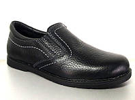 Туфли подростковые кожаные Braxton 32-39 р-р Br0004
