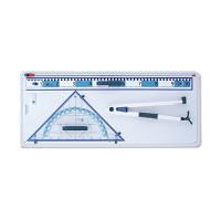 Набор чертежного инструмента для демонстрационной доски