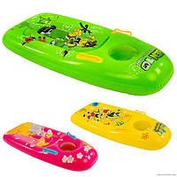 Красочная детская платформа для плаванья