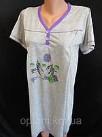 Рубашки для кормящих мам с застежкой на груди.