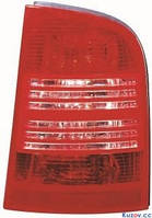 Фонарь задний Skoda Octavia универсал 97-09 левый (DEPO) 1U9945095