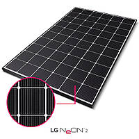 "Солнечная батарея   LG320N1C NeON2 G4 320W ""CELLO"" 12BB, Mono"