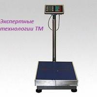 Товарные электронные весы TCS-D22 МВ 600 кг платформа 600х800