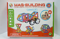 MAG-BUILDING Магнитный конструктор 36 дет, фото 1