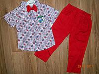 Нарядные костюмы для мальчика с брюками на рост 92 см, 98 см, 104 см, 110 см
