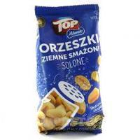 Арахис жареный соленый Orzeszki Top Польша 400г