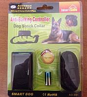 Эффективный ошейник для контроля лая собаки, Антилай, Dog Shock Collar Одесса