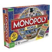 """Игра """"Всемирная Монополия"""" на укр.яз Hasbro 00009EG4"""