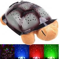 Ночник черепаха Turtle, проектор звездного неба черепаха, детский ночник черепаха, ночник проектор черепаха
