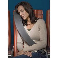 Надувная подушка Travel Rest, Подушка для путешествий TravelRest, Подушка дорожная для шеи