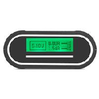 Пауэрбанк зарядное устройство на 3 Li-Ion павербанк18650 TOMO-M3 черный
