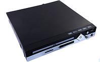Портативный DVD Плеер 422 с USB, Музыкальный проигрыватель DVD, двд плеер, DVD с караоке, переносной DVD
