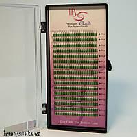 Ресницы I-beauty , Y ,двойное наращивание, фото 1