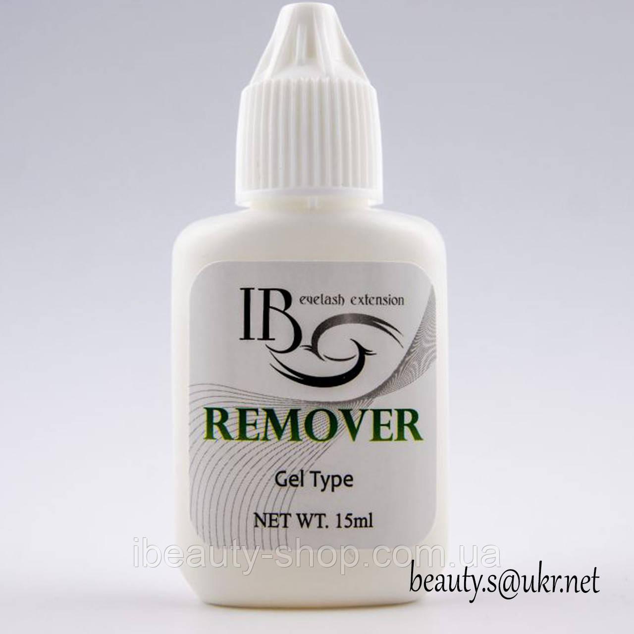 Ремувер гелевый Ай-Бьюти (Gel Remover I-Beauty),15мл