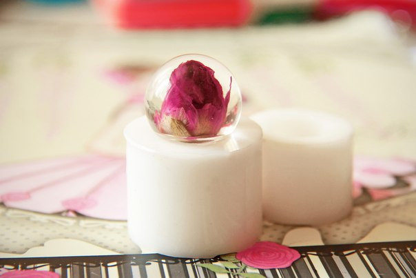 Молд шар для заливки эпоксидной смолы 25-27 (Platinum 23)