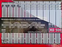 Радиатор алюминиевый Radal 500*80