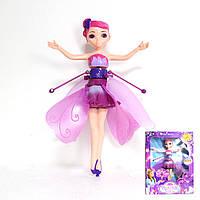 Кукла Летающая Фея 8088, кукла фея с крыльями летающая