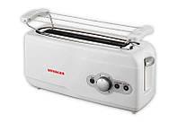 Тостер Vitalex VL-5016, компактный тостер, мощный тостер 750 Вт, тостер для дома Vitalex
