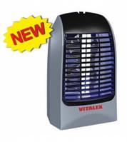 Уничтожитель насекомых Vitalex VL-8104, ловушка для насекомых, прибор антикомар с подсветкой