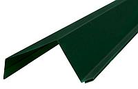 Планка ветровая (торцевая) 2 м (цветная в ассортименте)