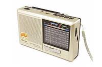 Радиоприемник Golon RX-321 BT c Фонариком Bluetooth MP3 USB FM SD am, ФМ Радио, ФМ колонка с фонарем