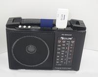 Портативный радиоприемник RX-602, ФМ радио, ФМ приемник, Колонка Радио, Бумбокс