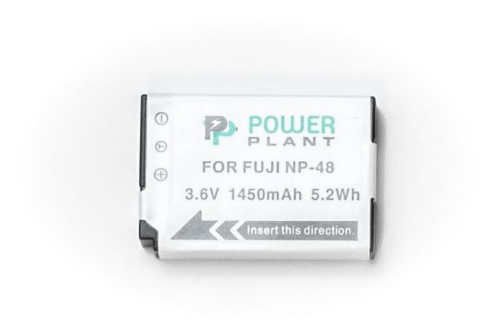 Аккумулятор PowerPlant Fuji NP-48