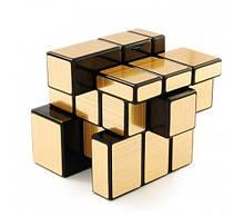 Дзеркальний кубик Рубіка золото