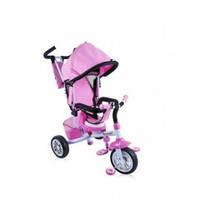 Трехколесный велосипед Bertoni B302A, цвет розовый