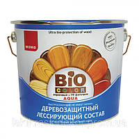 Деревозащитный лессирующий состав  Неомид Bio Color Aqua 3л