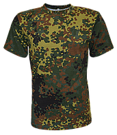 Камуфляжная футболка  Flecktarn Бундес