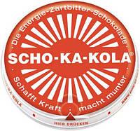 Энергетический шоколад Scho-Ka-Kola 100г 40500