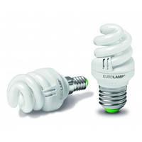Лампа энергосберегающая T2 5W 2700K E14