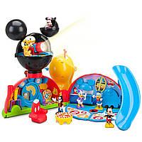 Disney Игровой набор клуб Микки Мауса Mickey Mouse Clubhouse Delux Play Set