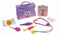 Fisher-Price Даша Следопыт набор доктора Dora The Explorer: Dora Doctor Kit