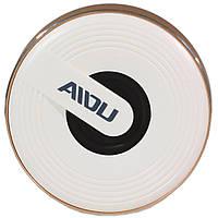 Мини колонка BL AIDU Q1 розовое золото с микрофоном bluetooth портативная USB 3.5 jack AUX micro SD card