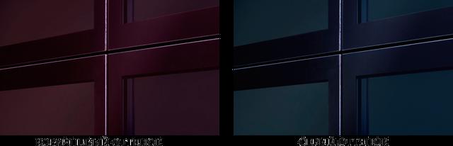 Выбор цвета для ворот Hormann