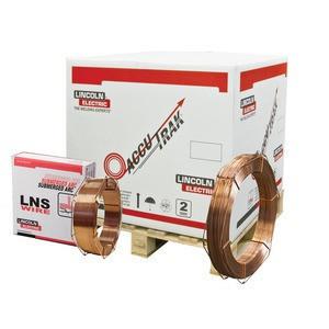 Проволока сварочная LNS 168 (ISO S 3Ni2.5CrMo)