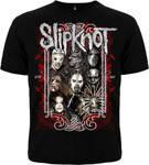 Футболка Slipknot (узор)