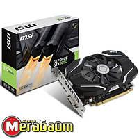 Видеокарта GF GTX 1050 2Gb GDDR5 OC MSI (GeForce GTX 1050 2G OC)