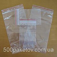 Пакеты с zip-lock 14х15см
