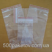Пакеты с zip-lock 20х25см