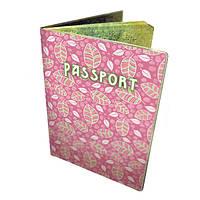 Обложка для паспорта Рink May