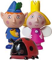 """Набор игрушек-брызгунчиков """"Маленькое королевство Бена и Холли"""" - ДРУЗЬЯ (3 фигурки) (30982)"""