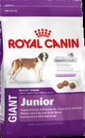 Сухой корм для щенков гигантских пород от 8 до 18/24 месяцев Royal Canin Giant Junior 4 кг.