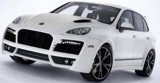 Тюнинг на Porsche